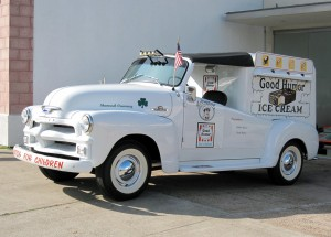 1955 Chevrolet Good Humor Ice Cream Truck