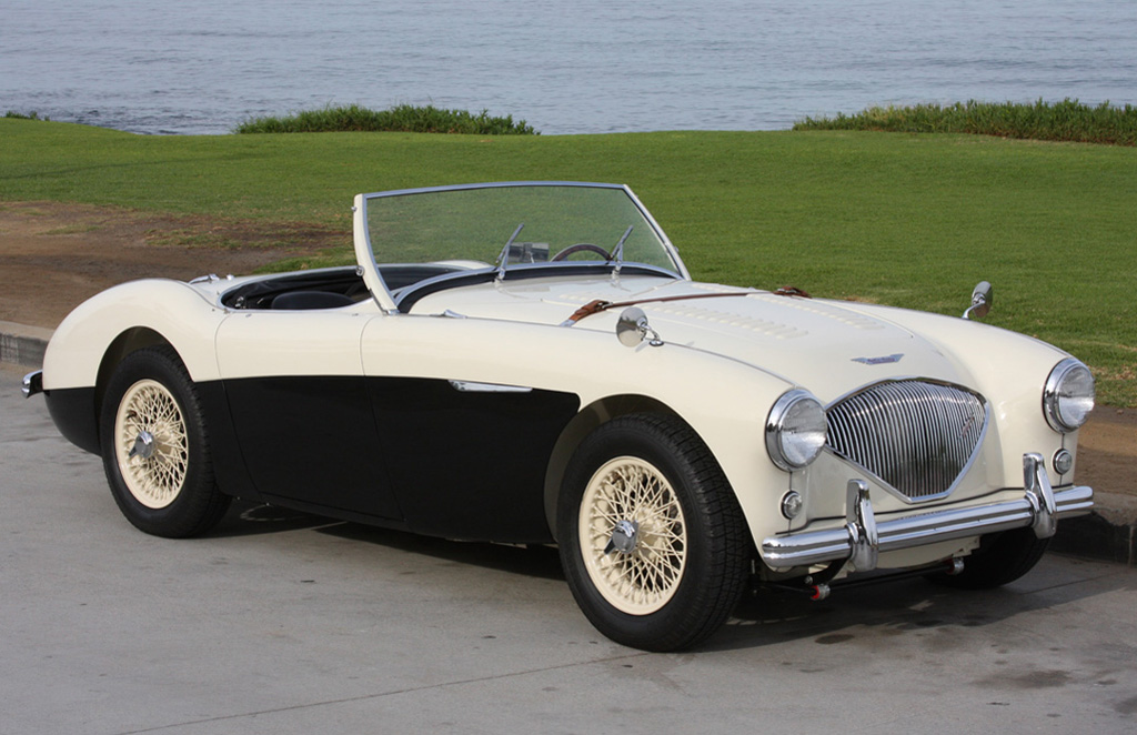 austin healey 100m lemans grand prix classics la jolla. Black Bedroom Furniture Sets. Home Design Ideas