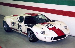 Ford GT40 Mark I Essex Wire