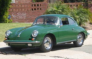 Porsche 356 Carrera 2 Coupe