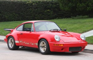 Porsche 911 Carrera 3.0 RS Lightweight
