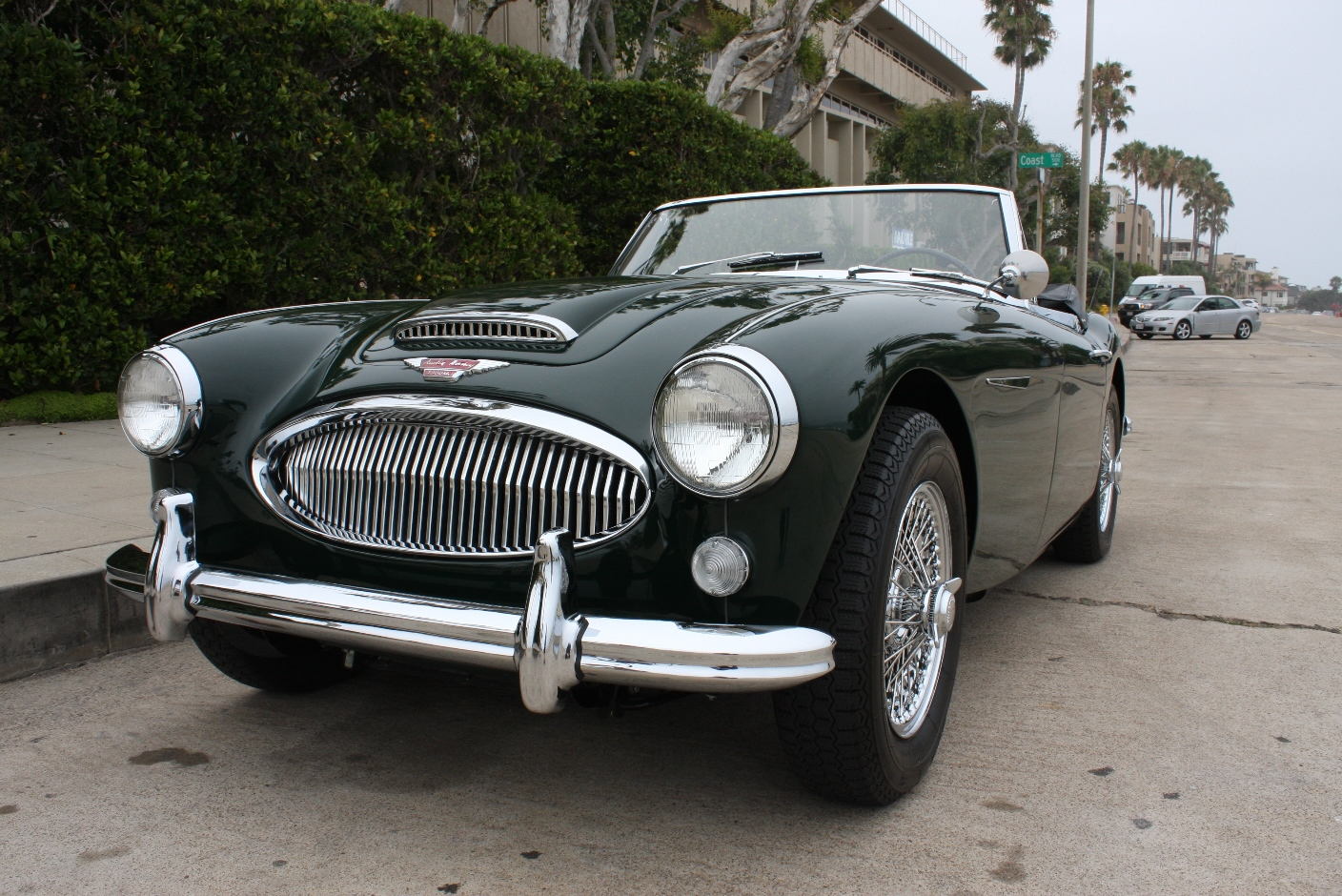 1964 austin healey historic sports racing cars. Black Bedroom Furniture Sets. Home Design Ideas