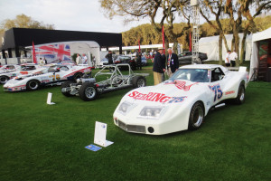 "1974 Greewood Corvette ""Spirit of Sebring '75"" - Winner of The Grand Sport Trophy for The Most Historically Significant Corvette"