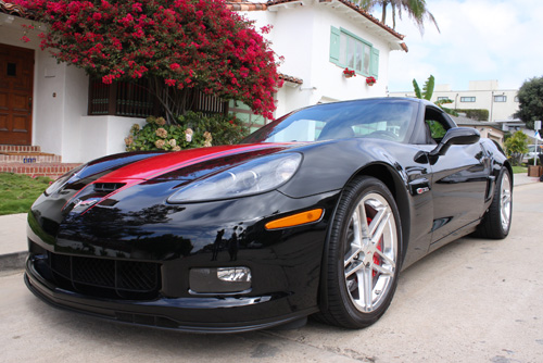 2007 corvette z06 grand prix classics la jolla calif. Black Bedroom Furniture Sets. Home Design Ideas