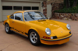 CAR INVENTORY UPDATE – 1973 Porsche 911 RS Touring