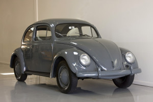 1953 Oval Window VW Beetle