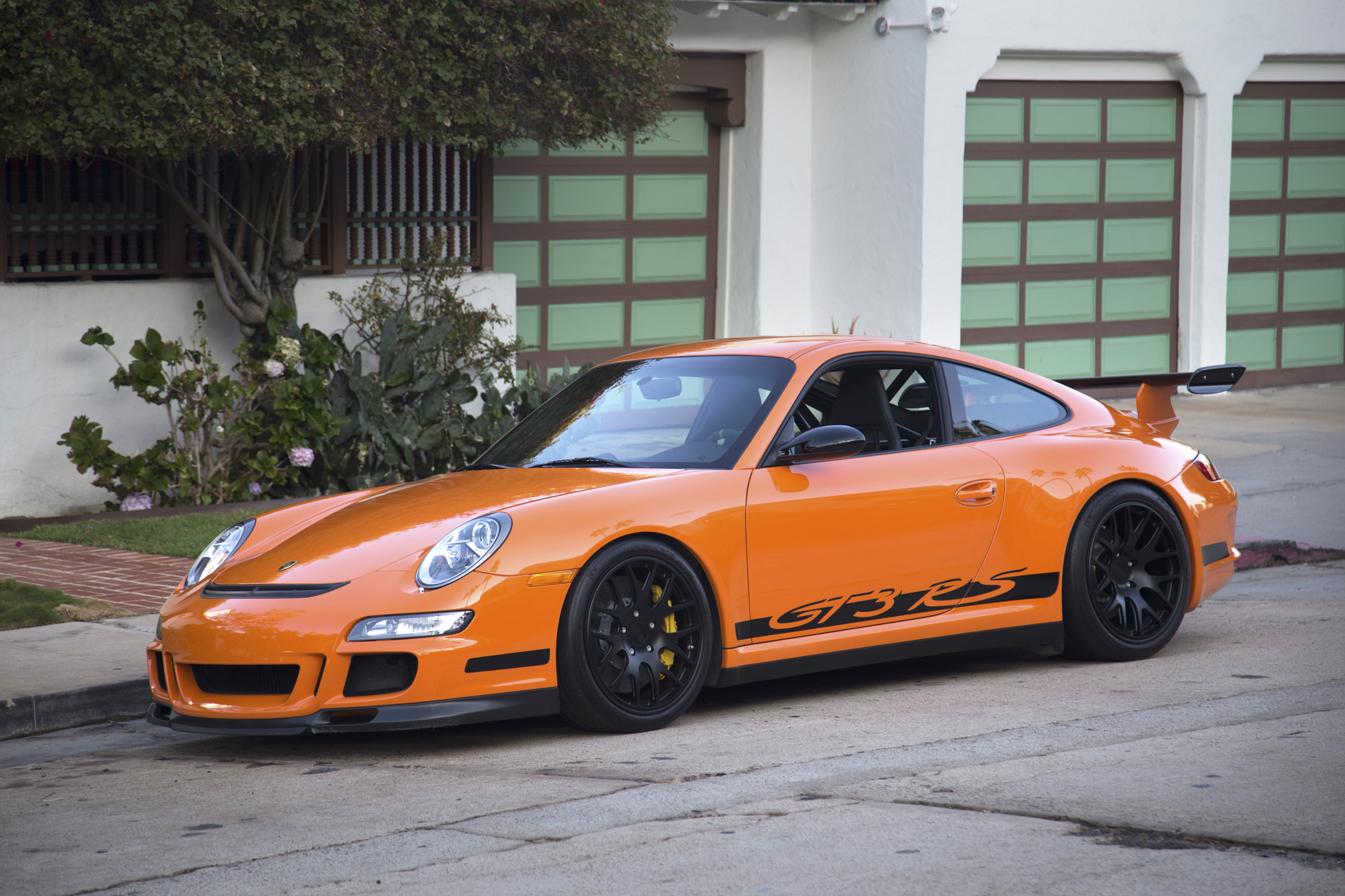 2007 porsche 911 gt3 rs sold grand prix classics la jolla calif. Black Bedroom Furniture Sets. Home Design Ideas